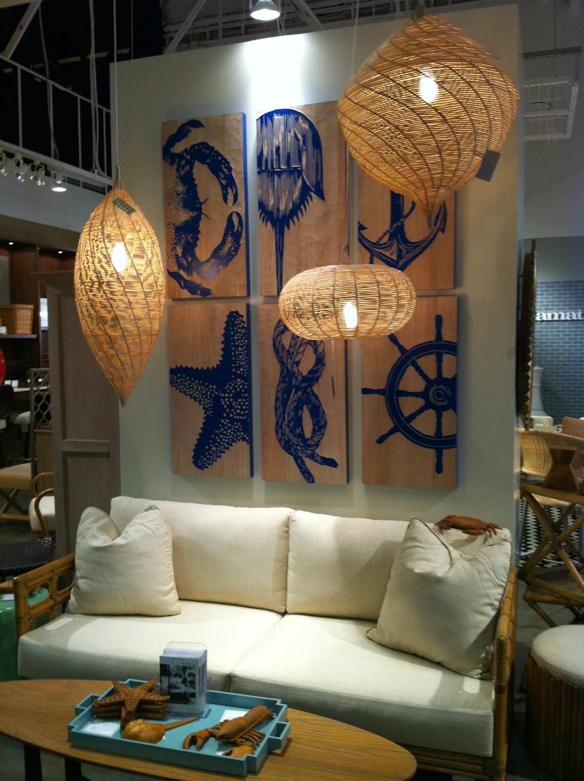 Everything coastal coastal decorating trend nautical anchors and rope patterns - Nautical rope decorating ideas ...