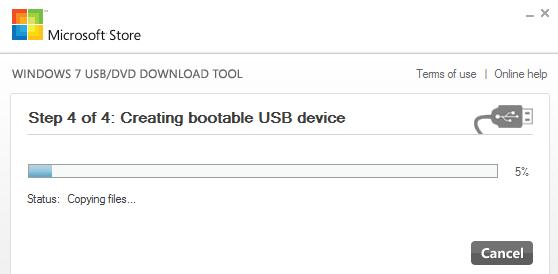 Cara Mudah Untuk Membuat Bootable/Booting Flashdisk Untuk Windows 7, 8, 8.1, Dan 10