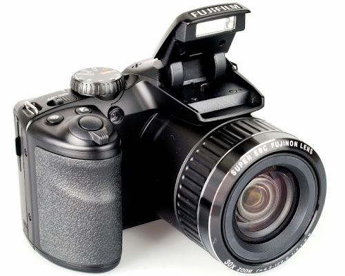 FujiFilm FinePix S4800. Digitalizer