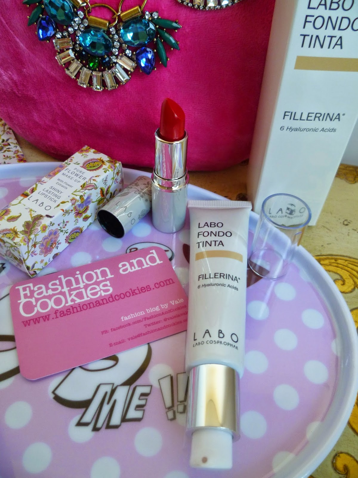 Labo make-up, Labo fillerina, Labo fillerina fondotinta, Fashion and Cookies, fashion blogger, fillerina review