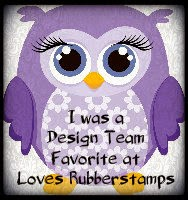 Loves Rubberstamps Challenge # 96