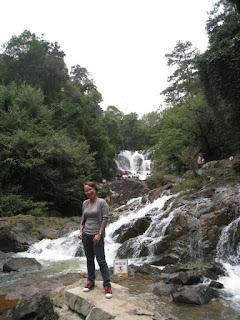 Wasserfall Datanla