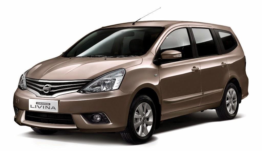 Nissan Grand Livina 2015