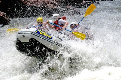 Whitewater Rafting -magrush