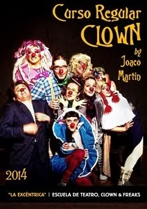 CURSO REGULAR DE CLOWN / 2014