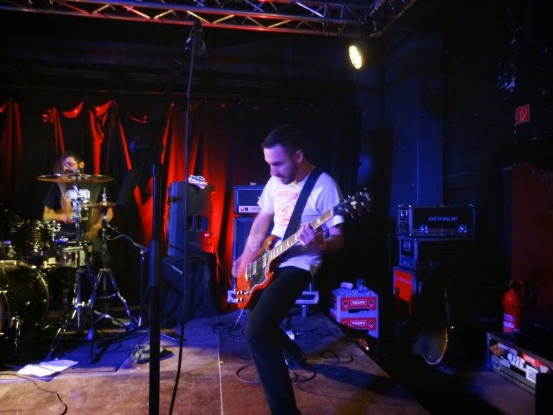 29.04.2015 Oberhausen - Druckluft: Off With Their Heads