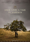Once Upon a Time in Anatolia, Poster
