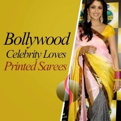 Printed Celebrity Favorite Sarees