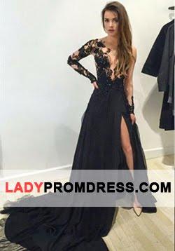 Ladypromdress Maxi Trendy Prom Dresses 2019