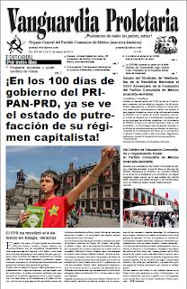 Vanguardia Proletaria No 407