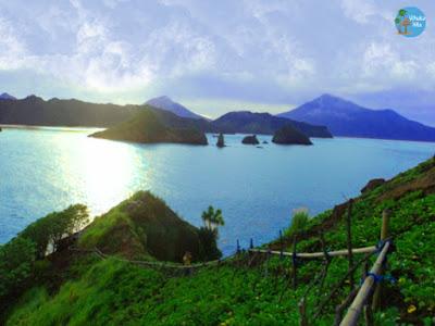 Pulau Mahoro Kabupaten Sitaro