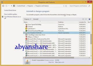 Download Java Runtime Environment 8 Update 45 (32 + 64 Bit)