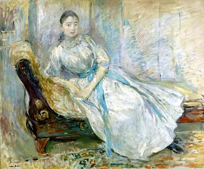 Berthe Morisot - Madame Albine Sermicoli