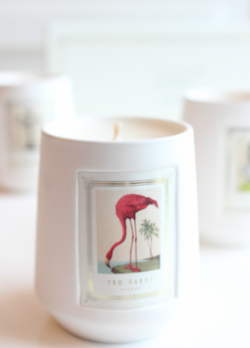 Ted Baker Mini Scented Candle Gift Set