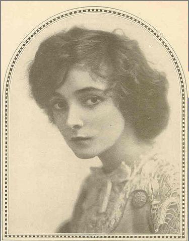 vintage portrait marie doro