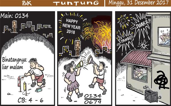 Prediksi Gambar Pak Tuntung Minggu 31 12 2017