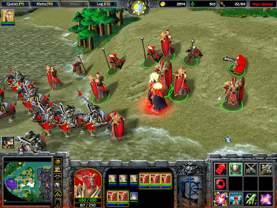 Download Warcraft 3 Reign of Chaos Game Full