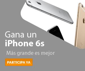 Gana un iPhone
