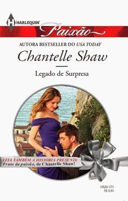 Legado de Surpresa – Chantelle Shaw