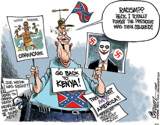 racism in america today examples