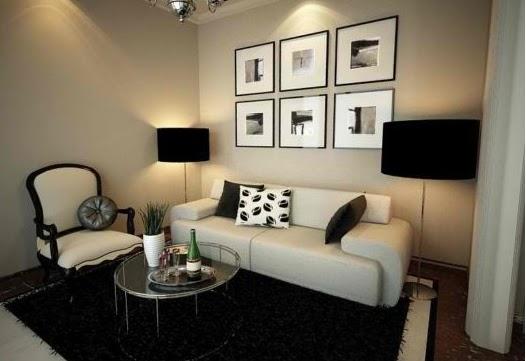 Diferencia Entre Una Sala Y Una Sala De Estar ~ no tienen que ser todos iguales; una combinación entre estilos y