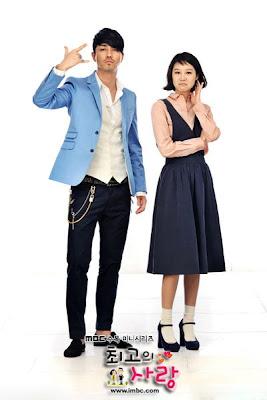 Sinopsis Drama Korea The Greatest Love - Foto Pemain (Profil)