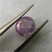 Batu Permata Purple Sapphire - SP1030