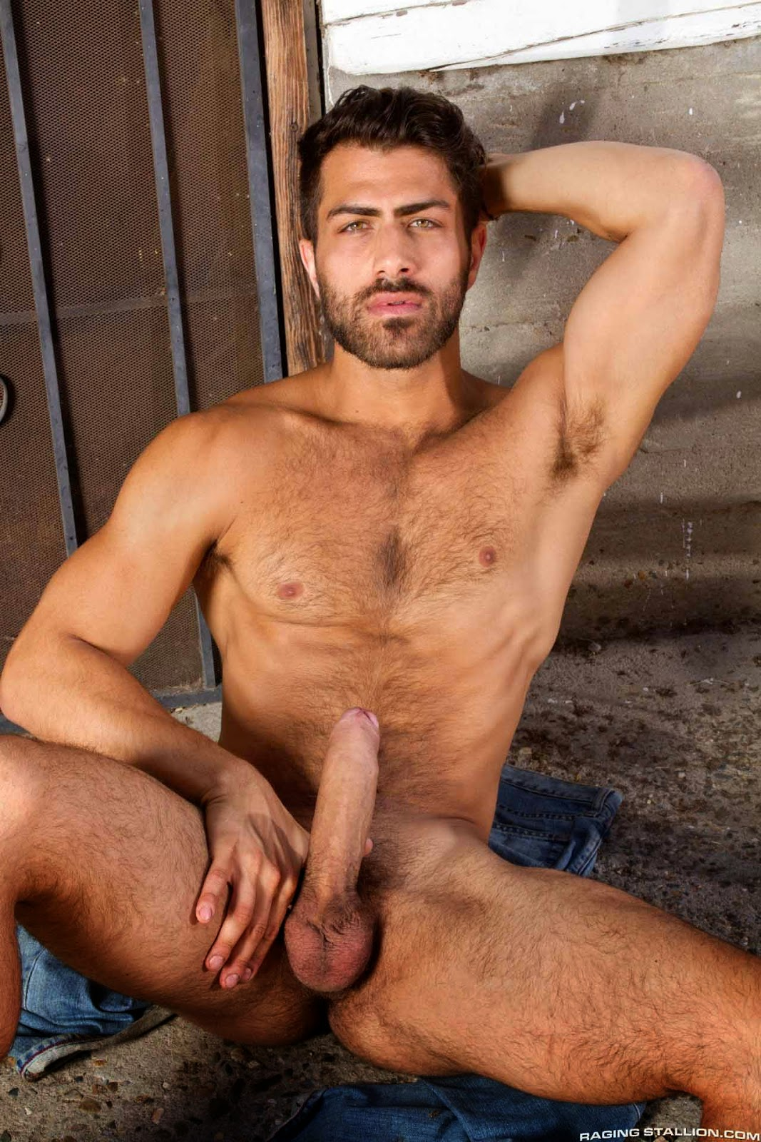 naked gay star