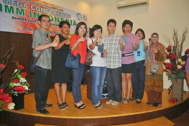 Panduan MMM Indonesia | The Power of Giving