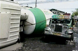 Sienna College student crushed by cement mixer in QC