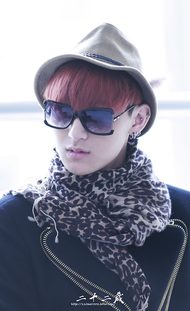 exo tao airport style 2