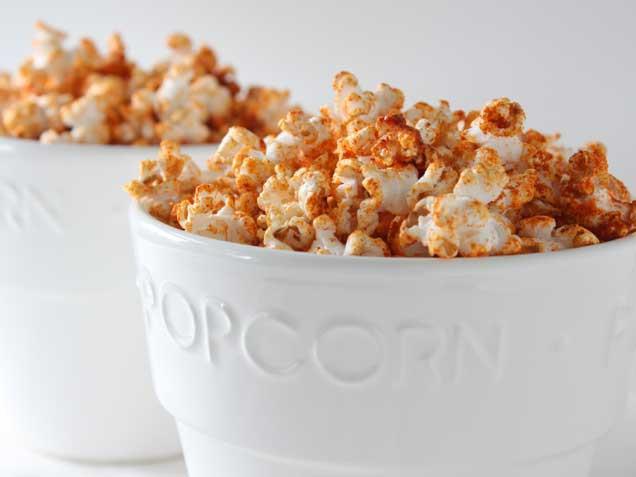 BBQ Popcorn Recipe — Dishmaps