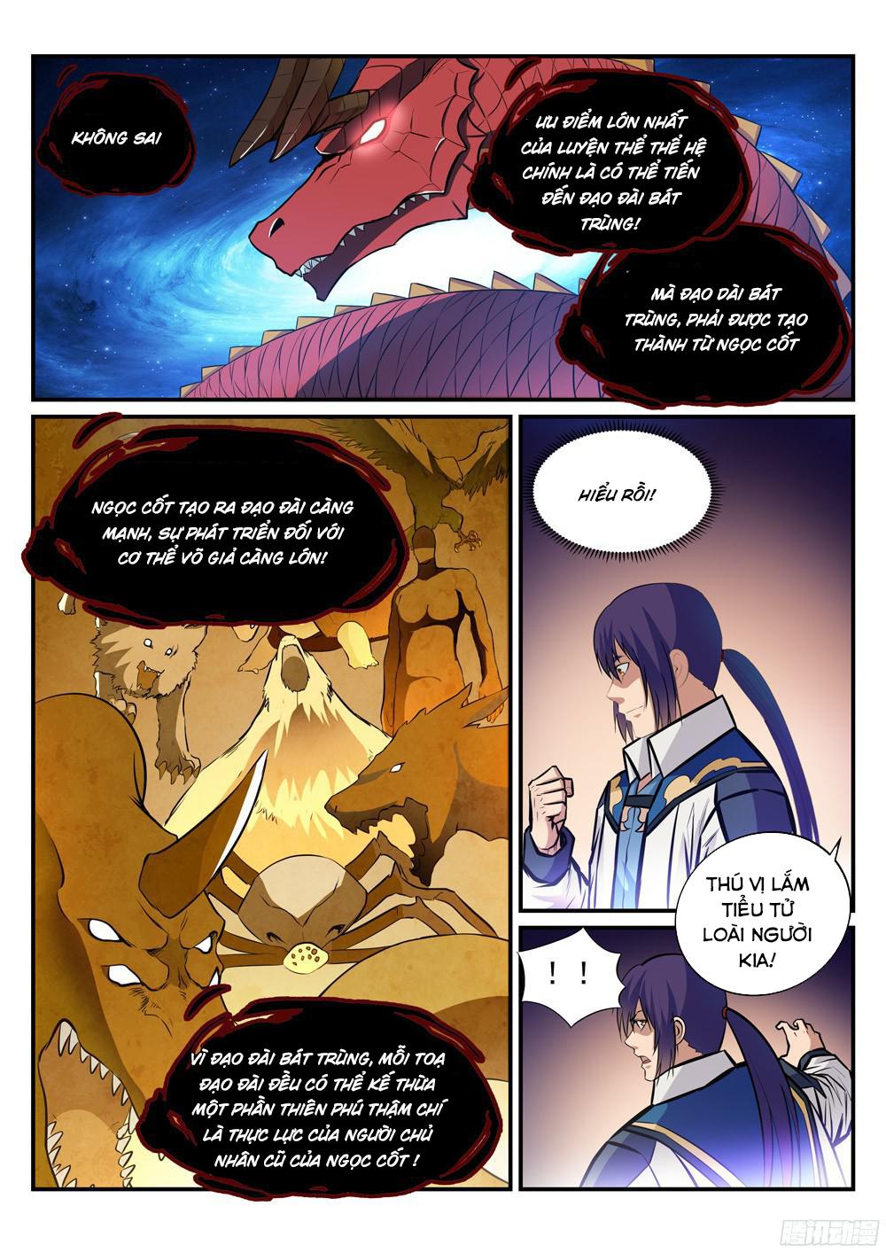 Bách Luyện Thành Thần Chapter 226 - Hamtruyen.vn