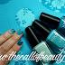 HPB Presents: Aqua Monochromatic Manicure