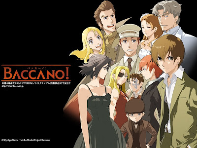 Baccano! Review | Baccano! Anime Review