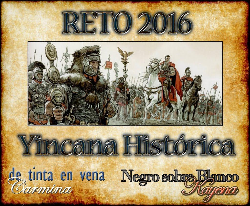 RETO 2016: YINCANA HISTÓRICA