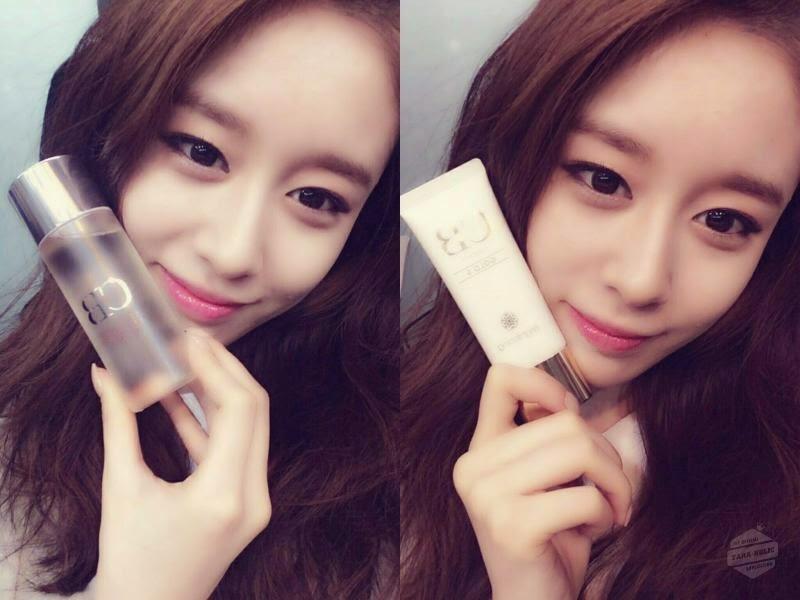 T-ara JiYeon SelCa pictures