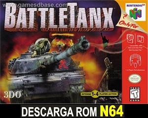 BattleTanx 64 ROMs Nintendo64