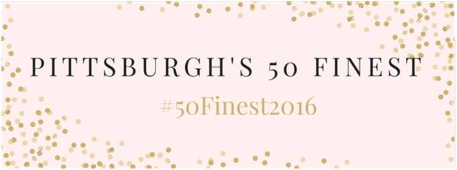Pittsburgh's 50 Finest