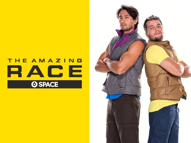 A dupla de amigos Cesar e Daniel participa da versão brasileira do reality show