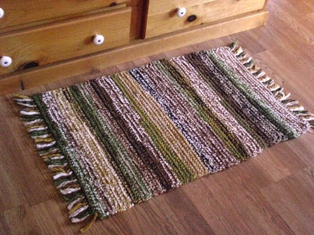 Now You Have The Task Of Weaving In All Tail Ends Yarn That Eared Where Joined A New Color Or Ran Out One Strands Were