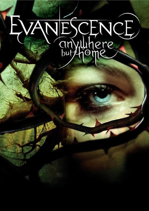 Anywhere But Home Legendado Evanescence Album Cover 2013