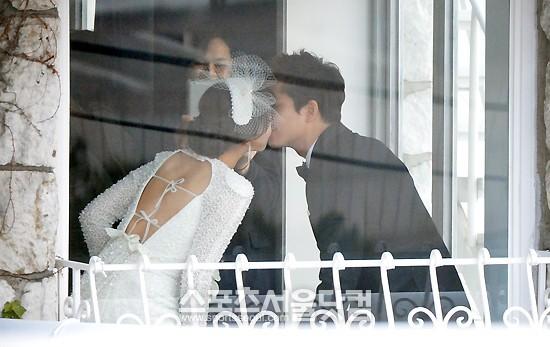 wonder girls� sunye spotted on wedding pictorial daily k