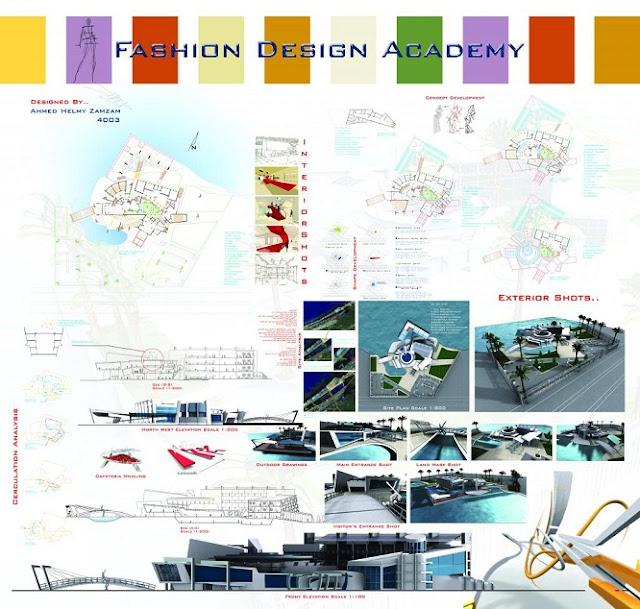 graduation projects: fashion-design-academy