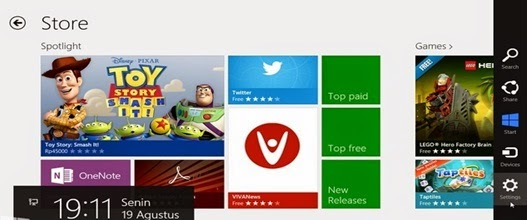 Cara Menghapus Nama PC Dari Windows Store Di Windows 8 Pada Komputer