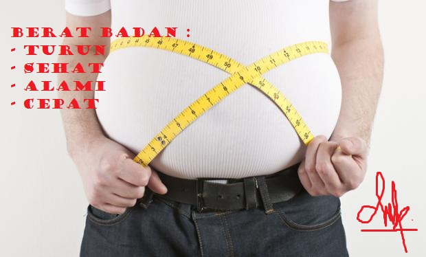 Cara Menurunkan Berat Badan Secara Alami.
