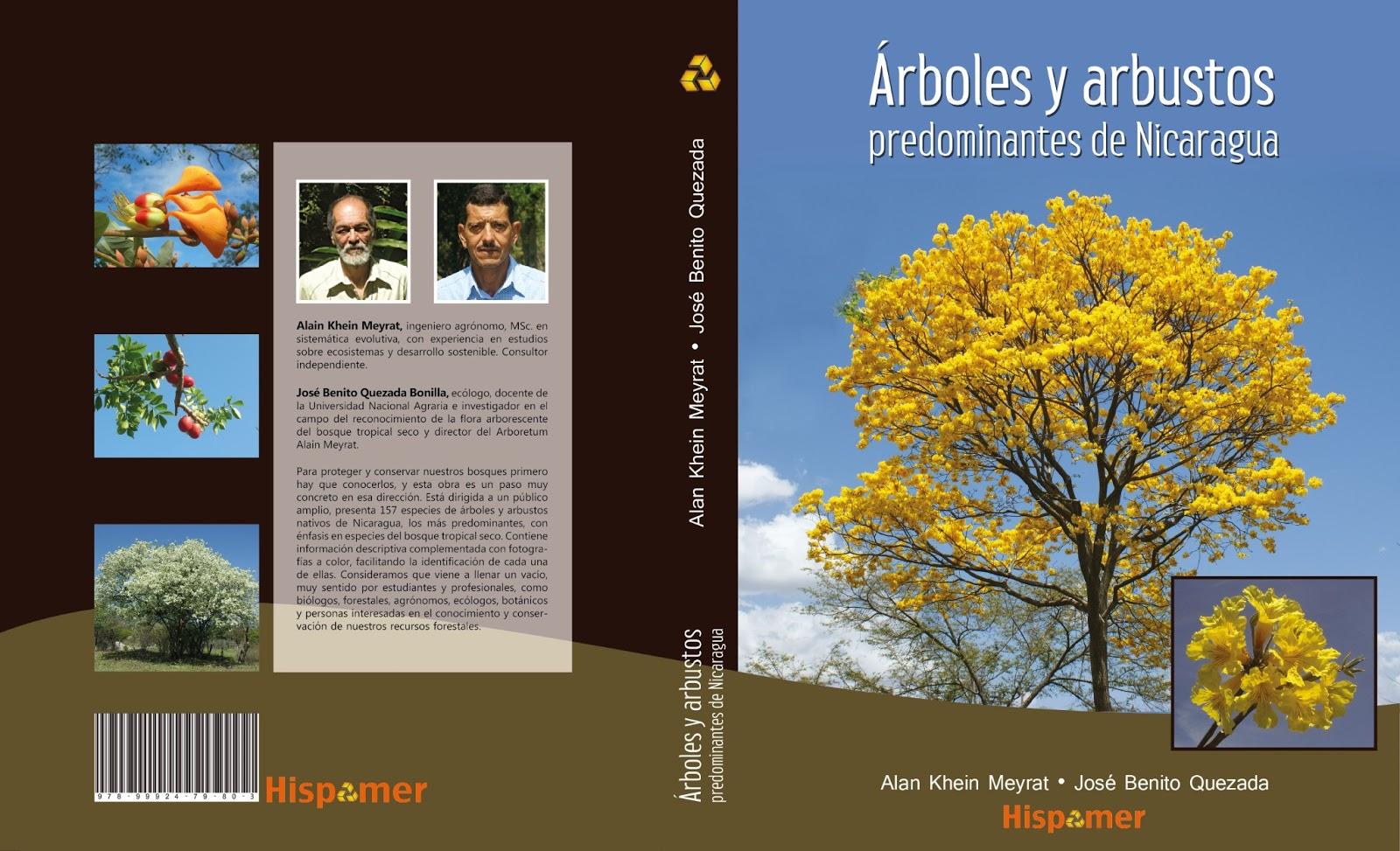 Ideas digitales libro rboles y arbustos predominantes - Arboles y arbustos ...