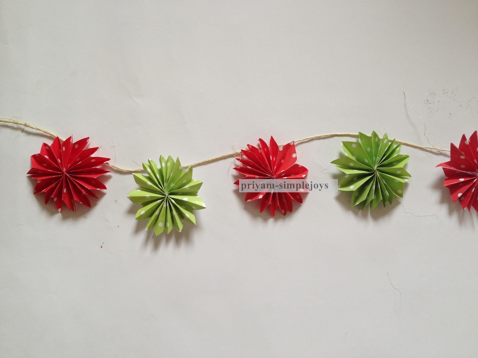 Simplejoys Easy Paper Flower