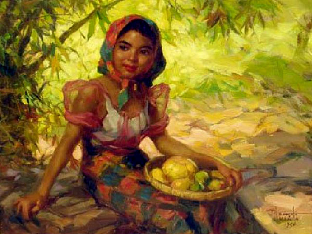 Famous Painters And Their Paintings In The Philippines