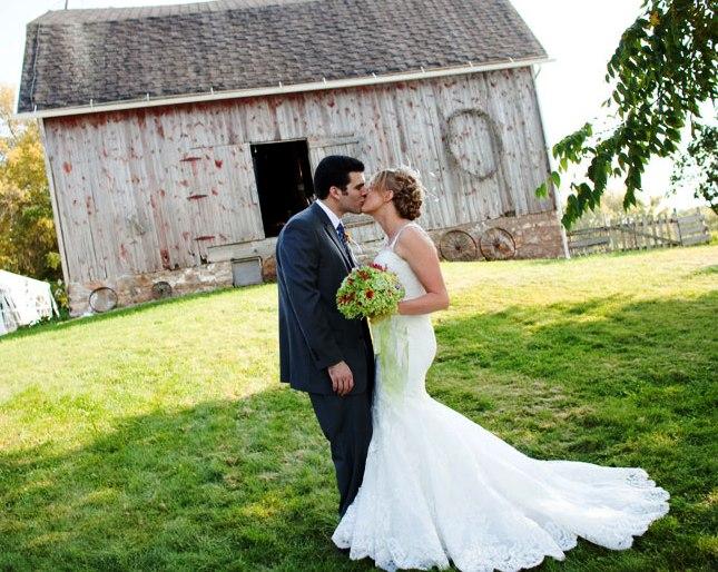 green bay wedding dresses fall farm wedding fall wedding
